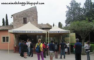 Catacumbas de San Calixto, Roma