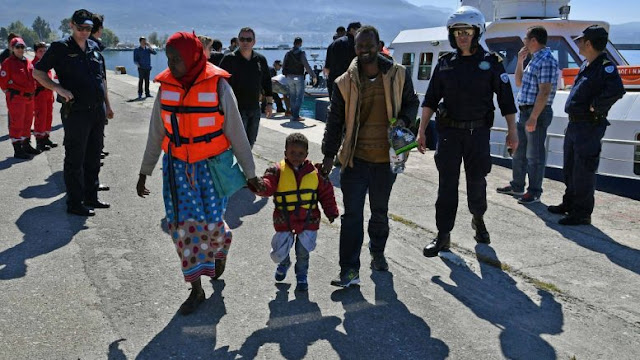 Εξαρθρώθηκε στην Πελοπόννησο μεγάλο κύκλωμα διακίνησης μεταναστών