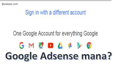 Benarkah Google Adsense bukan keluarga Google Inc?