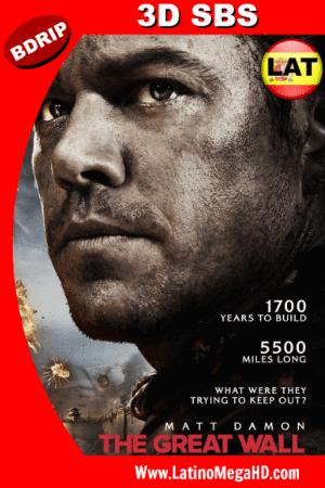 La Gran Muralla (2016) Latino Full 3D SBS BDRIP 1080P ()