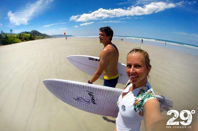 Tack Costa Rica för den här semestern