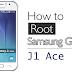 حصريا : طريقة عمل روت لحهار (J1 ACE (J110H  بدون تفليش
