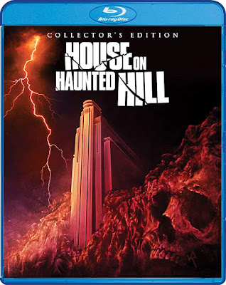 House On Haunted Hill 1999 Blu Ray Collectors Edition