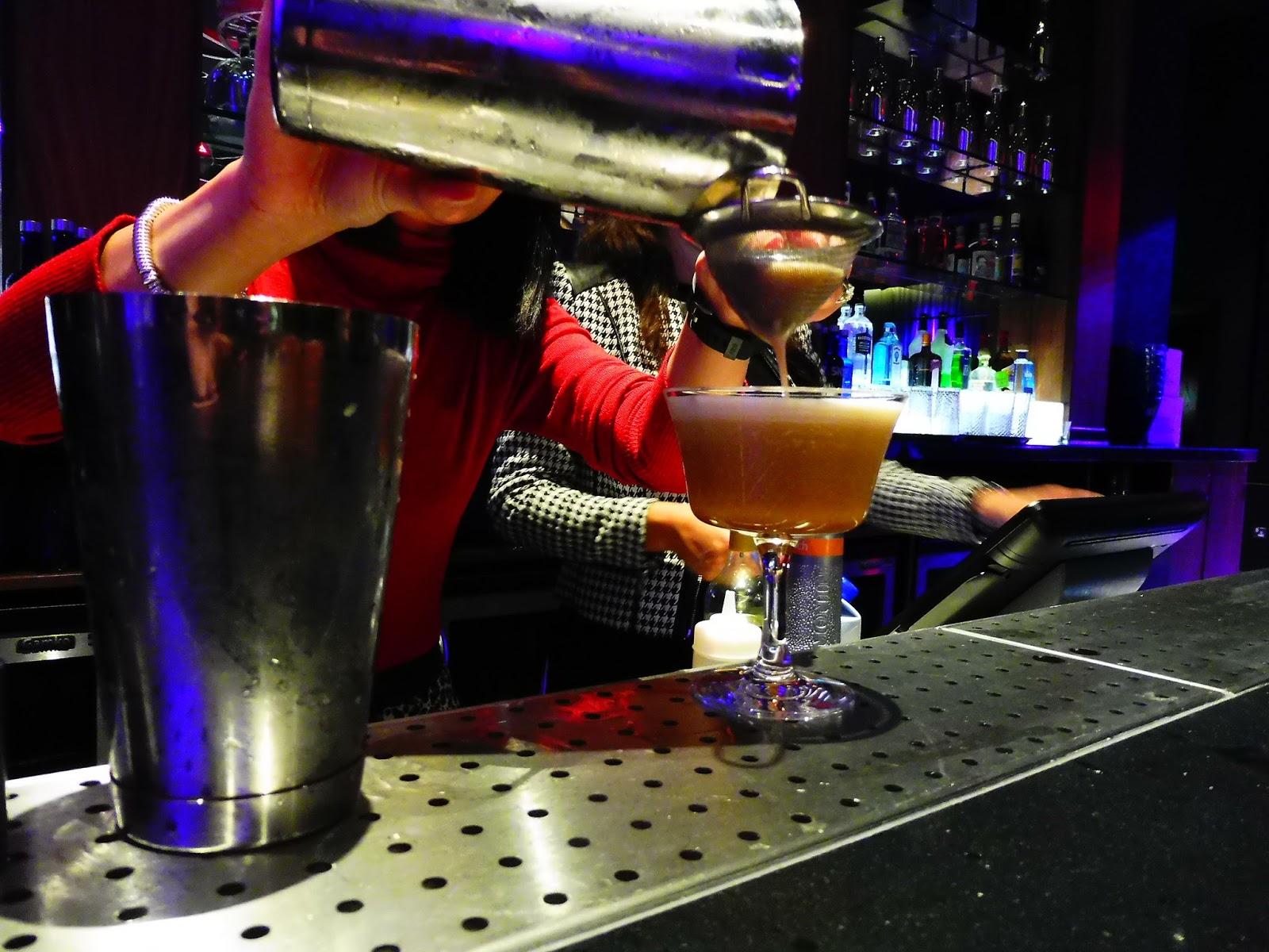 High Line Bar - Cocktail Masterclass - Resorts World Birmingham