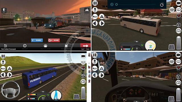 Game Coach Bus Simulator Apk Mod