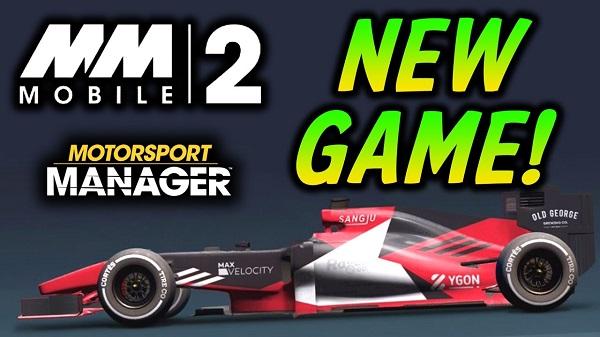 Download MotorSport Manager Mobile 2 Mod Apk Obb Data Game