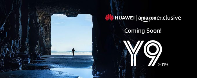 Huawei Y9 (2019) coming to India!