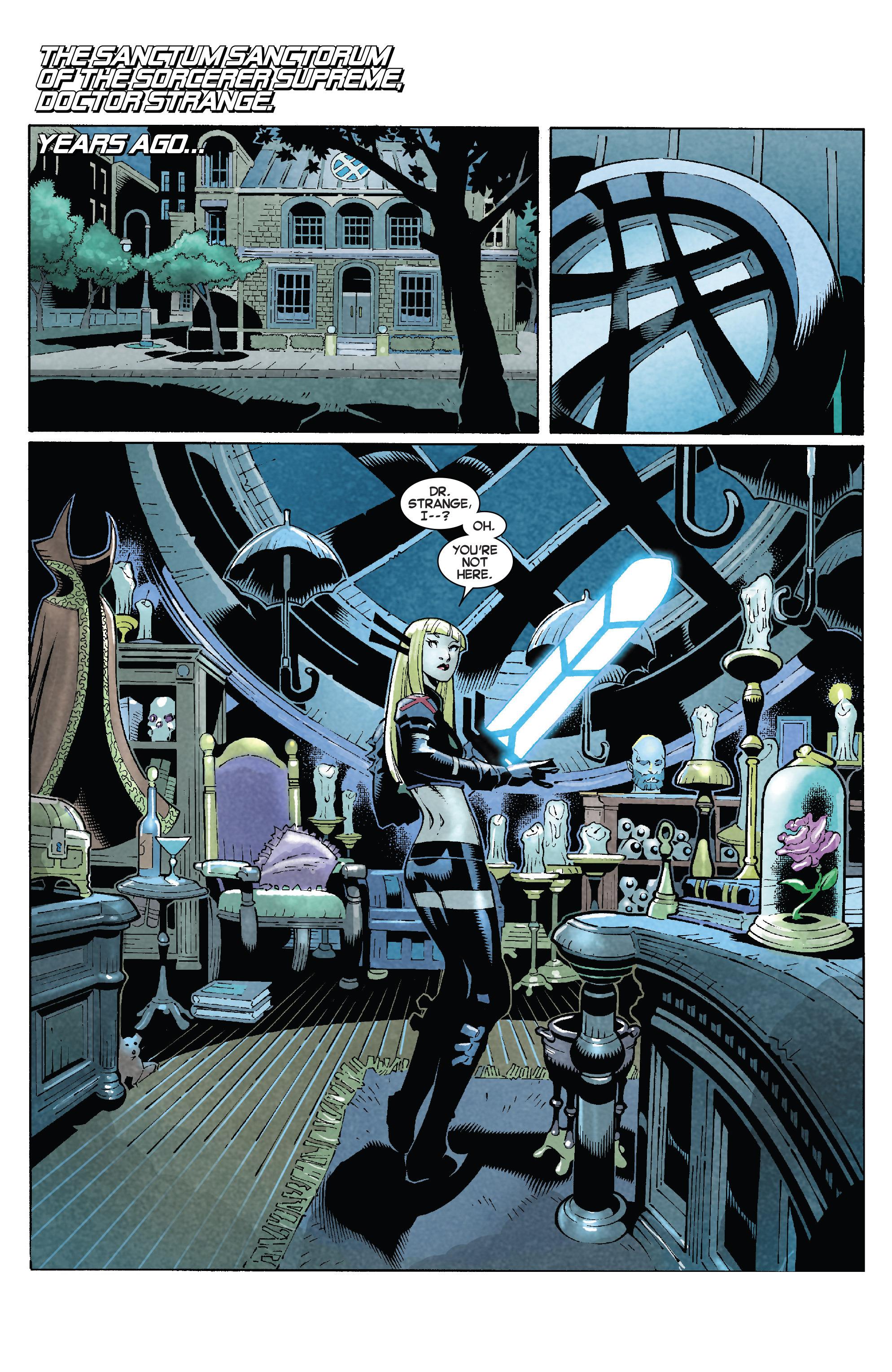 Read online Uncanny X-Men (2013) comic -  Issue # _TPB 5 - The Omega Mutant - 58