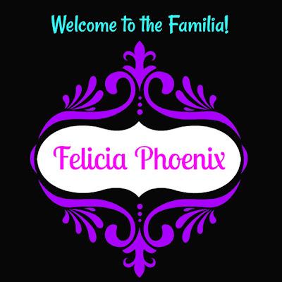 Finalmente, Finally Felicia. #FelicaPhoenixFit