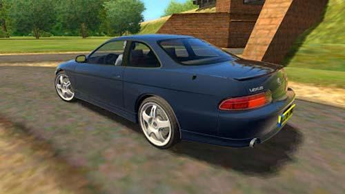 Lexus SC300 | City Car Driving 1 2 2 (3D Instructor 2 2 7) Mod