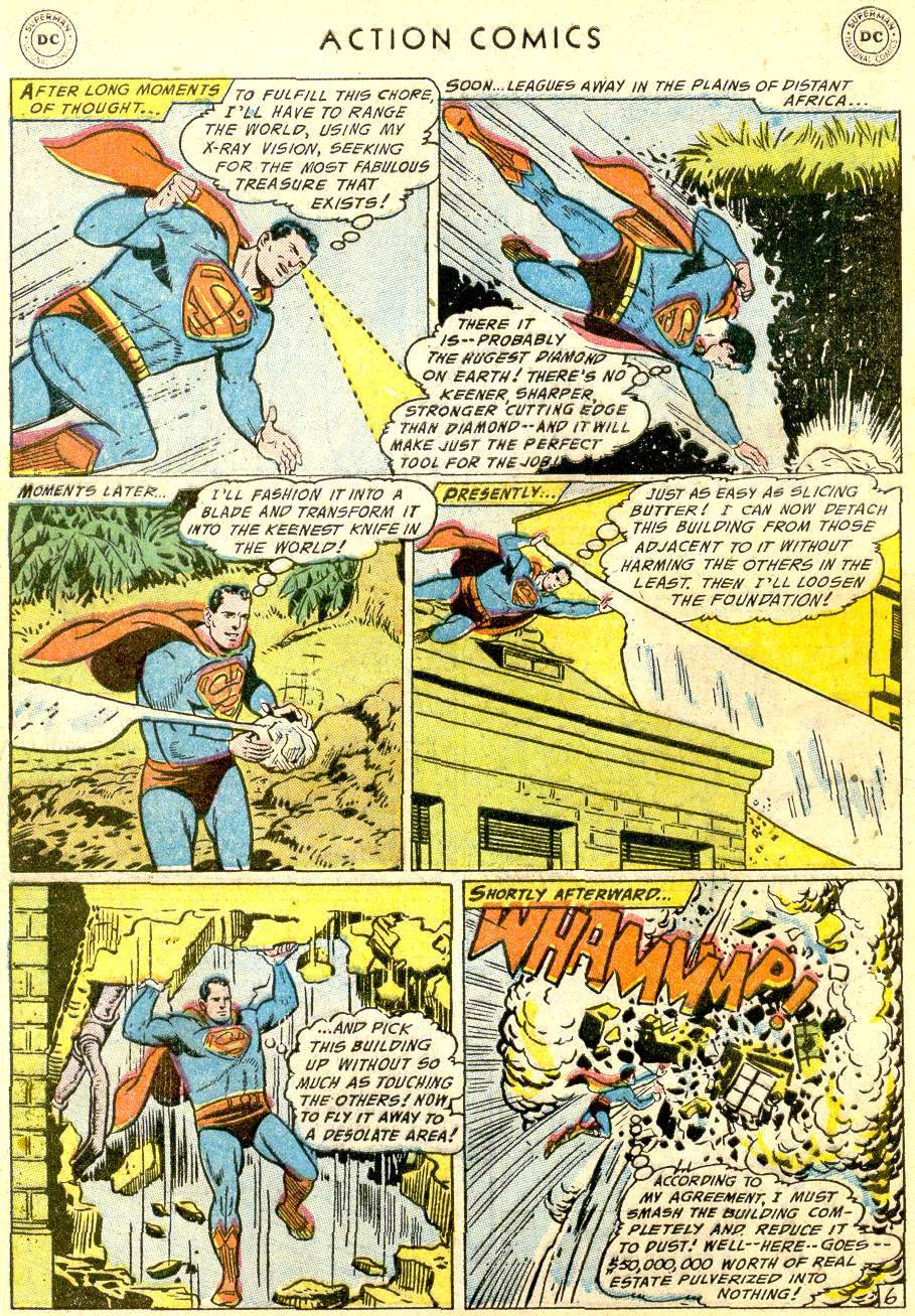 Action Comics (1938) 214 Page 7