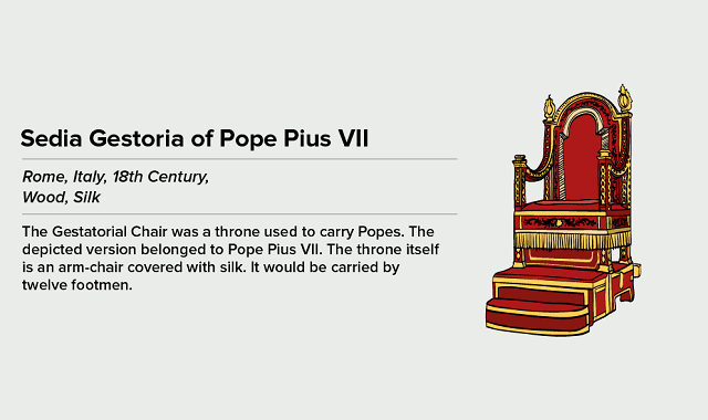 The 16 Most Amazing Thrones