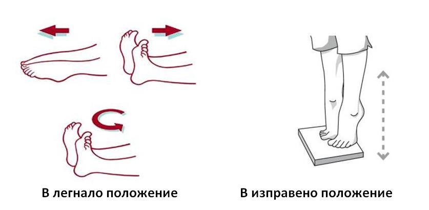 Упражнения за профилактика на разширени вени