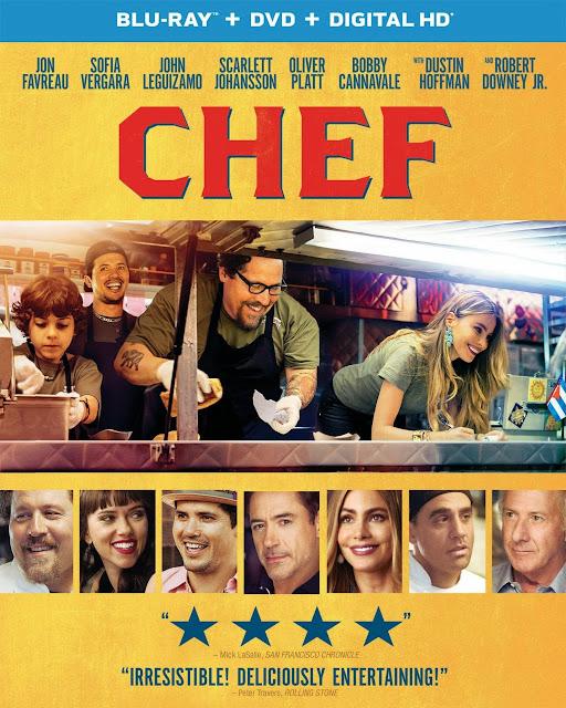 Siêu Đầu Bếp (thuyết minh) - Chef