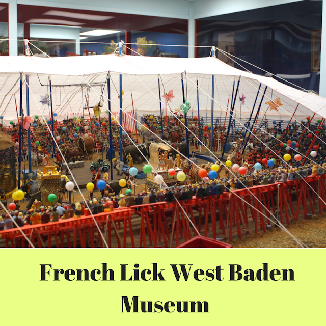 French Lick West Baden Museum