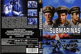 Luchas submarinas (1951) - Carátula