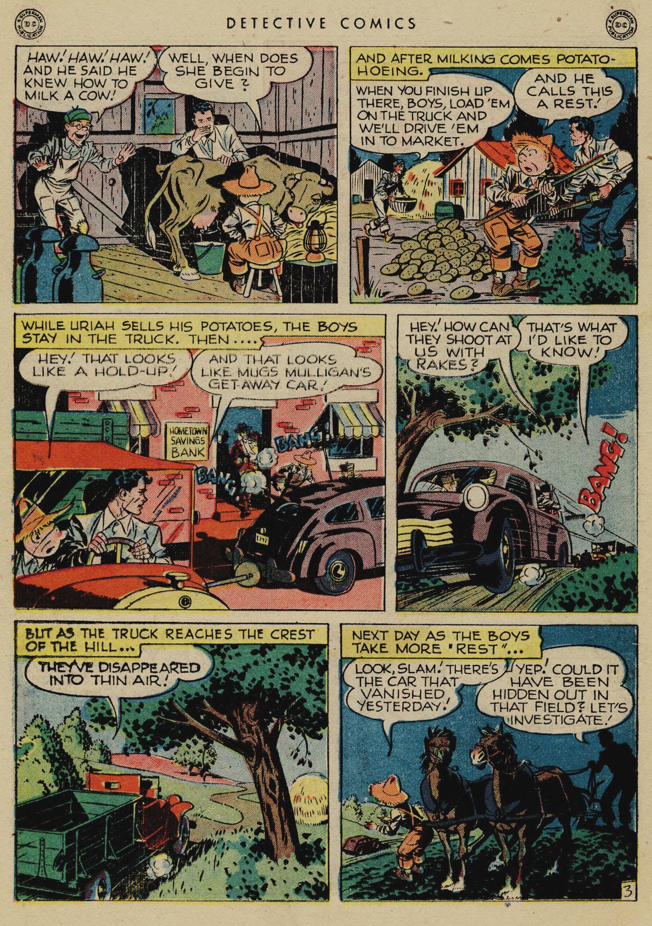 Detective Comics (1937) 142 Page 17