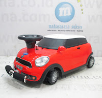 Ride-On Car Pliko PK807 Mini Cooper