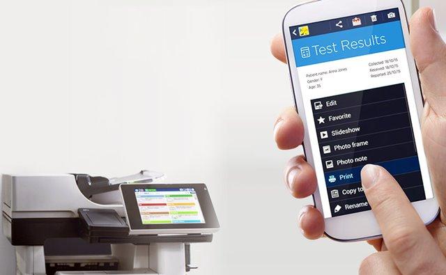 Cara Mencetak File Dari HP Android-HP.COM