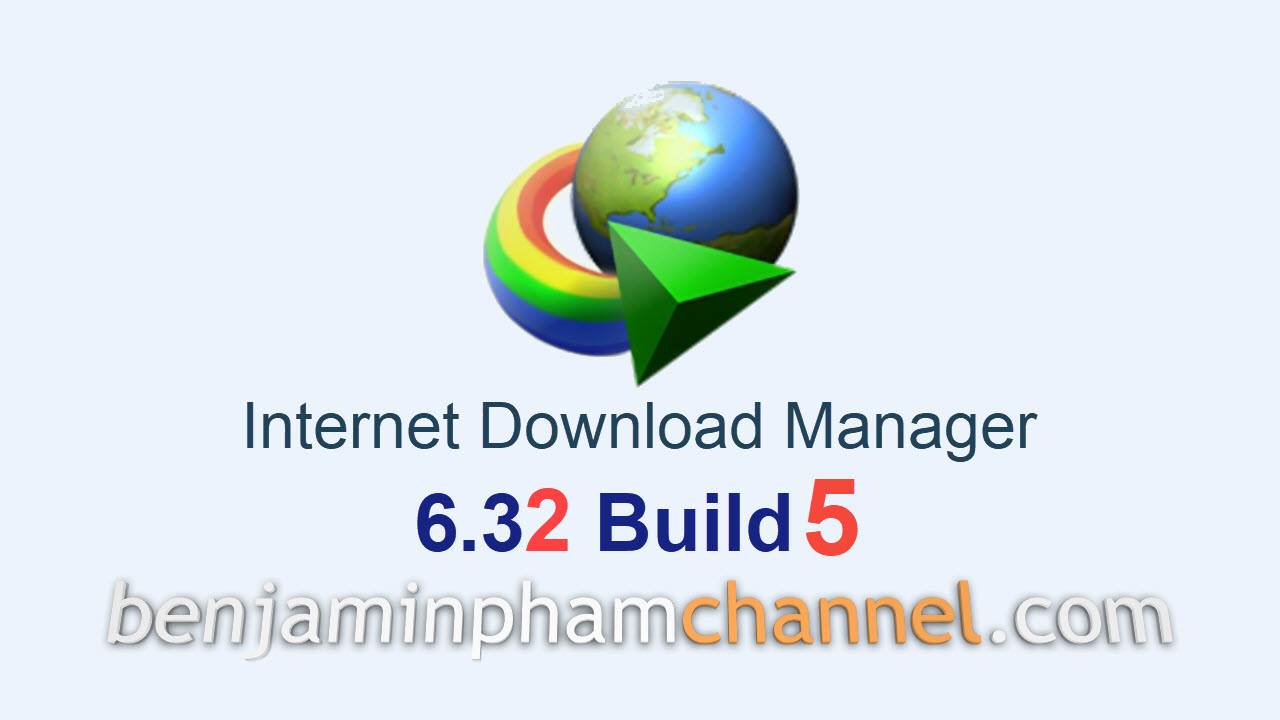 Internet Download Manager 6.32 Build 5