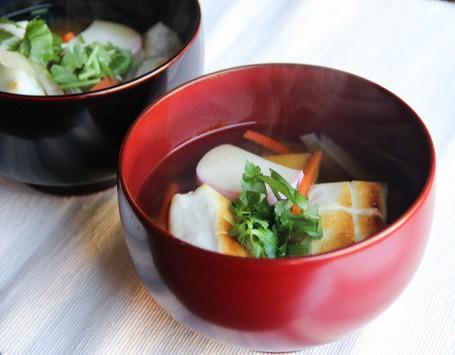 ozoni makanan Khas Menjelang Tahun Baru di Jepang