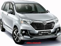 Cara mengatur alarm mobil Toyota Avanza