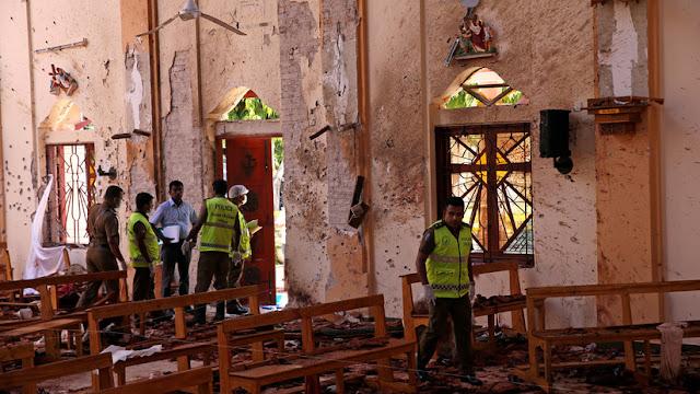 EE.UU. ordena evacuar a los hijos de su personal gubernamental en Sri Lanka