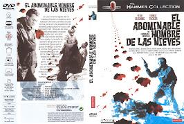 El abominable hombre de las nieves (1957) - Carátula