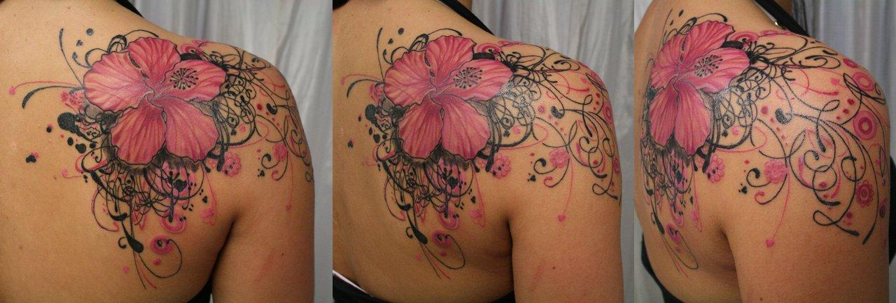 Naturalistic Tattoos ~ Tattos 3D