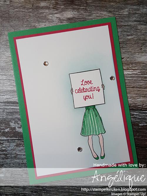 de Stempelkeuken Stampin'Up! producten koopt u bij de Stempelkeuken #stempelkeuken #stampinup #stampinupnl #stampinup30 #handdelivered #congratulations #congrats #celebrate #echtepostiszoveelleuker #snailmail #echtepost #stempelen #stamping #clover #winkofstella #aquarelleren #watercoloring #pencils #blenderpen #stempeln #basteln #knutselen #kaartenmaken #kaartje #ansichtkaart #denhaag #thehague #rotterdam #delft #westland #gouda #papercrafting #handmade #handgemaakt #celebrateyou #gratuliere