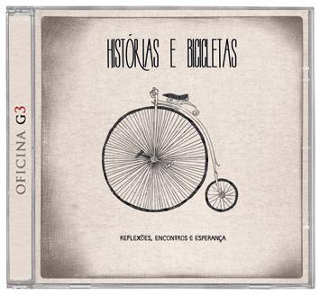 cd oficina g3 histrias e bicicletas 2013