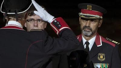 Mossos, policia nacional, guardia civil, dinero, cataluña