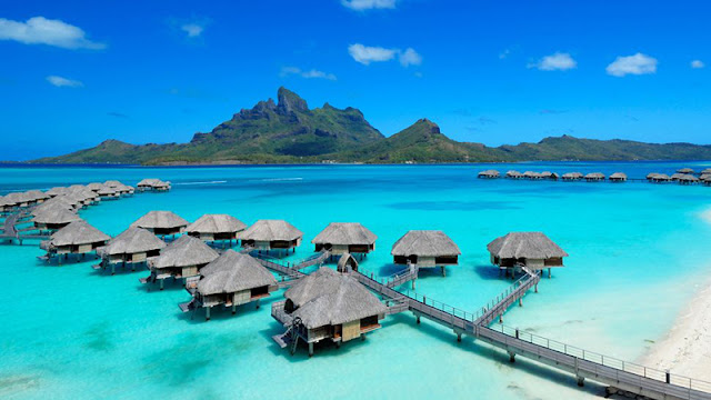 Đảo Boracay thiên đường biển mộng mơ