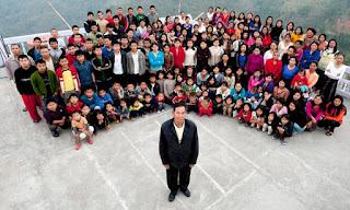 World's largest family