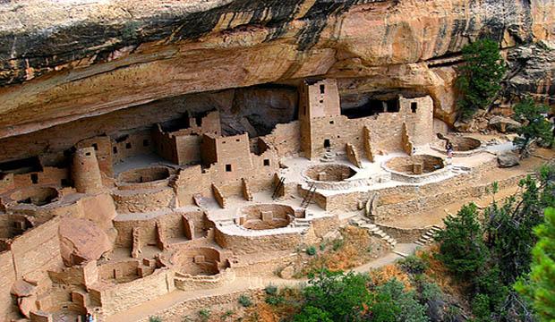 Mesa Verde National Park and the Construction of Pueblo ...  |Cahokia Indians Mesa Verde