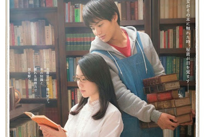 Sinopsis The Antique: Secret of the Old Books (2018) - Film Jepang