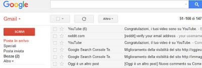 miglior webmail gmail