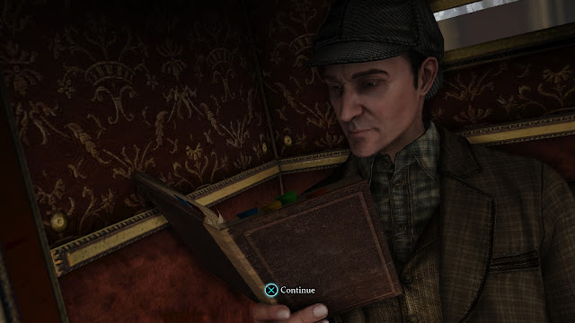 Crimes And Punishments Sherlock Holmes - Xbox 360 - Multi5 - Captura 2