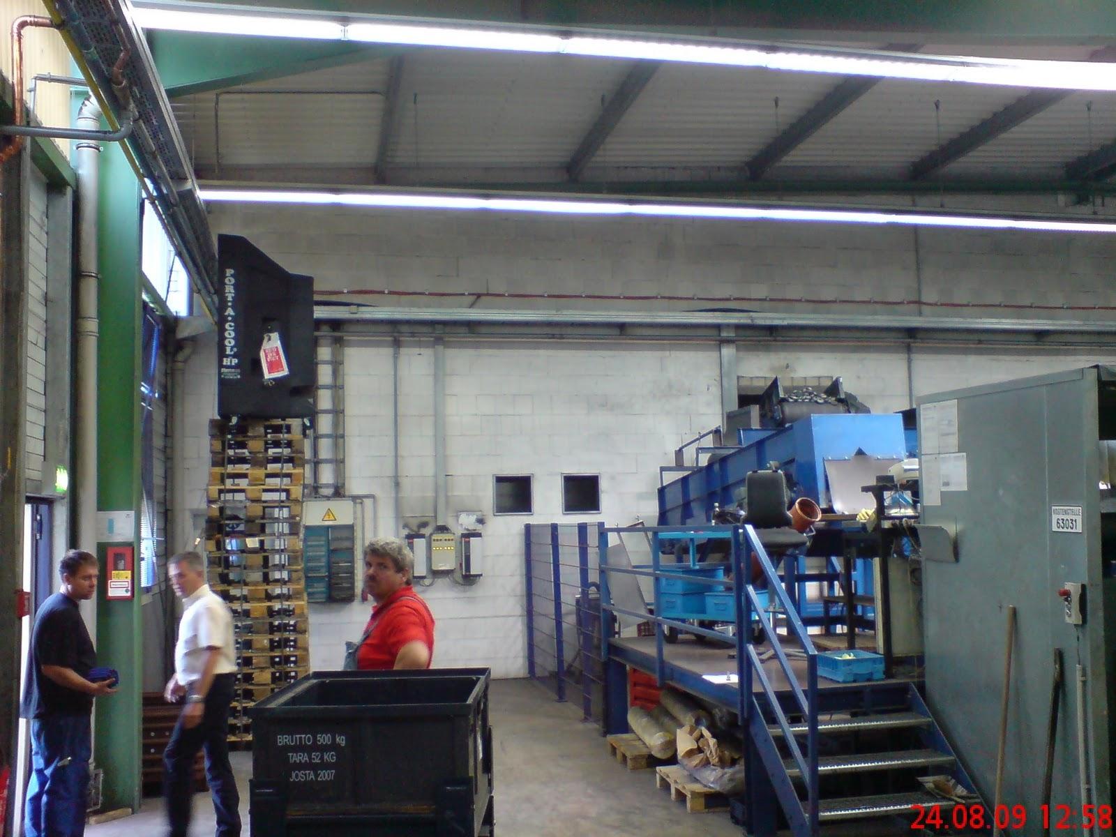 Solution Heat Stress Production Area Portable