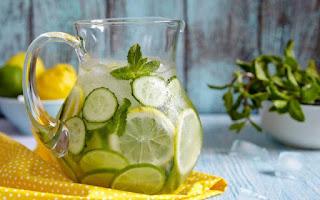 رجيم الليمون والماء الدافئ الناجح للتخسيس وخسارة الوزن