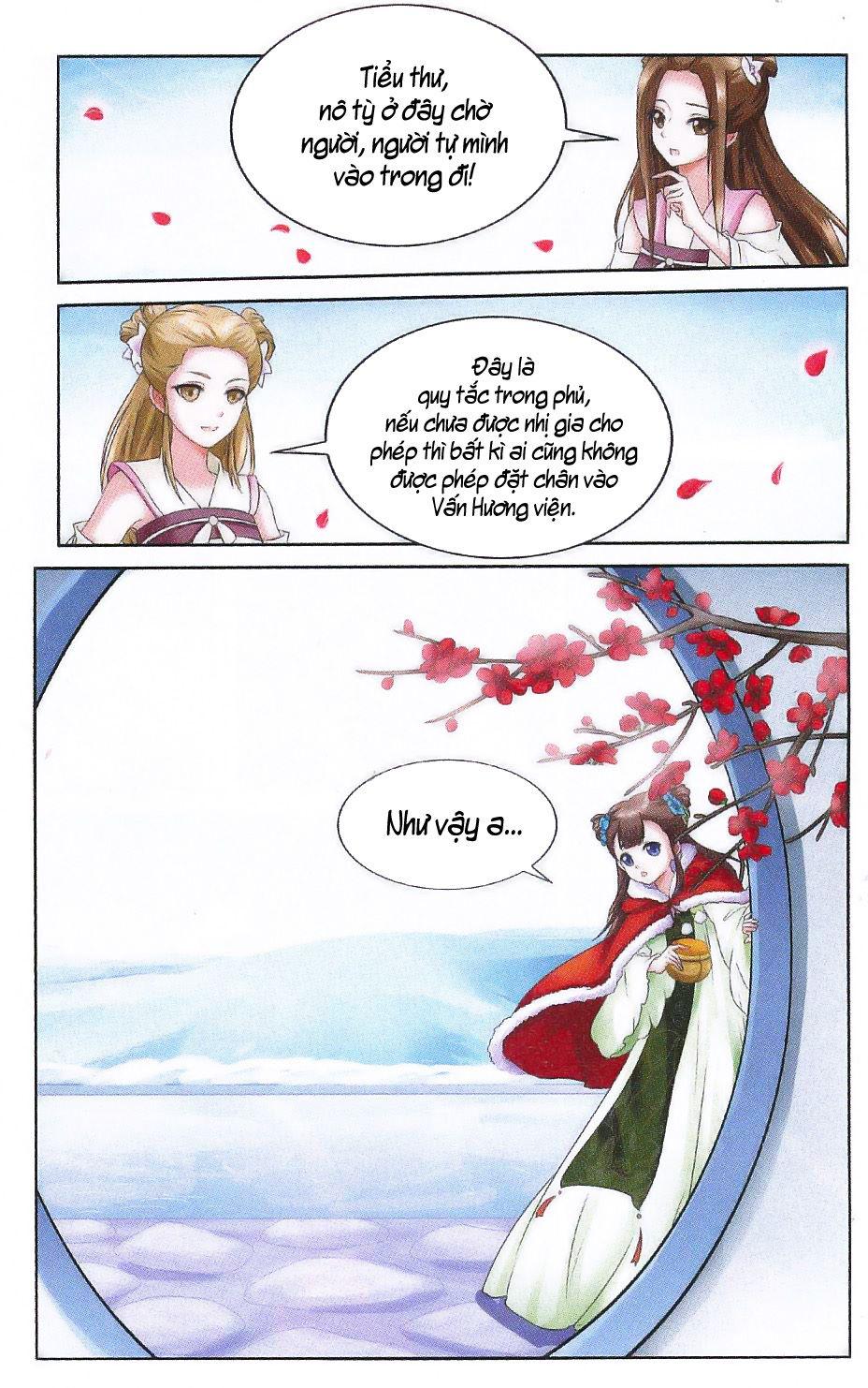 Cốt Sinh Hoa Chap 7