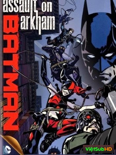 Người Dơi: Đột Kích Arkham