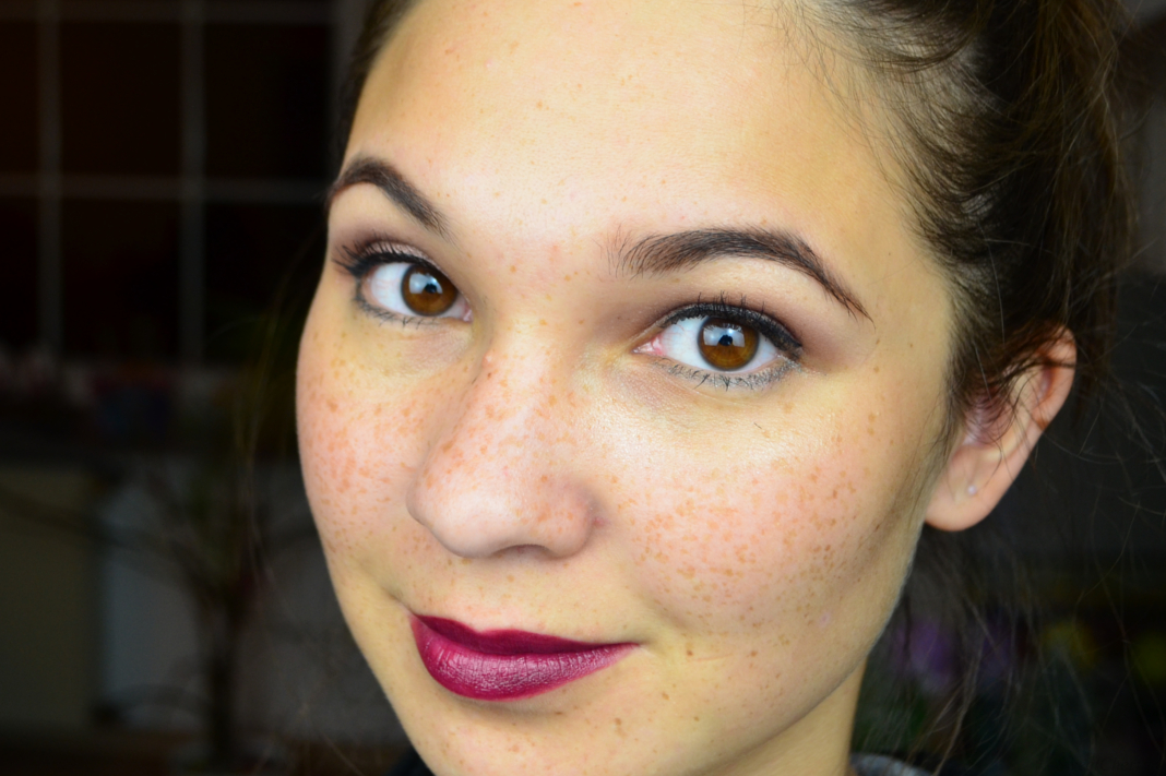 Misslyn Bedtime Stories Kollektion Make-up, Tragebilder, Look