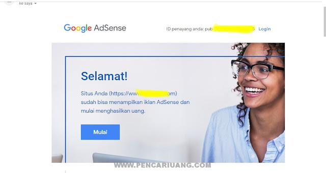 """Cara Mengatasi """"Anda sudah memiliki akun AdSense"""" saat Mendaftar Adsense"""
