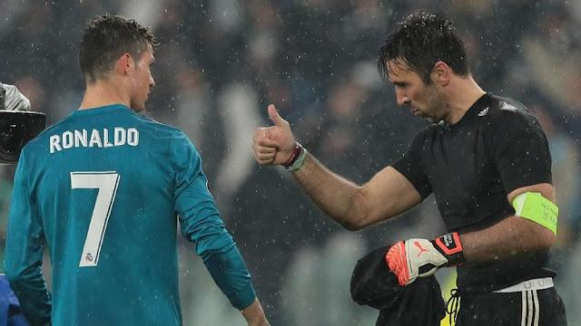 Buffon Takkan Kaget Andai Ronaldo Gabung Juve