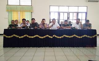 Operasi Ramadniya Musi 2016, Polres OKI Laksanakan Rakor Lintas Sektoral