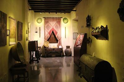 Palacio de los Olvidados en Granada