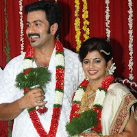 Prithviraj supriya menon marriage photos
