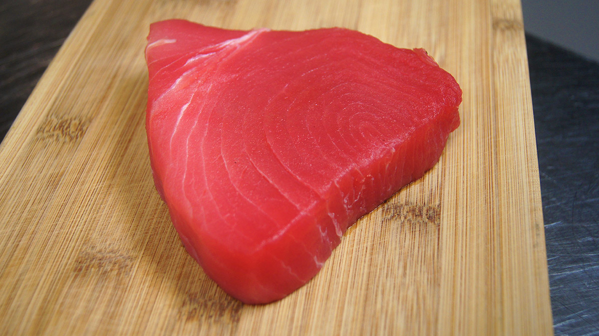 Making BBQ Party Using Tuna Fish Canada Meat as Ingredient - Tuna ...
