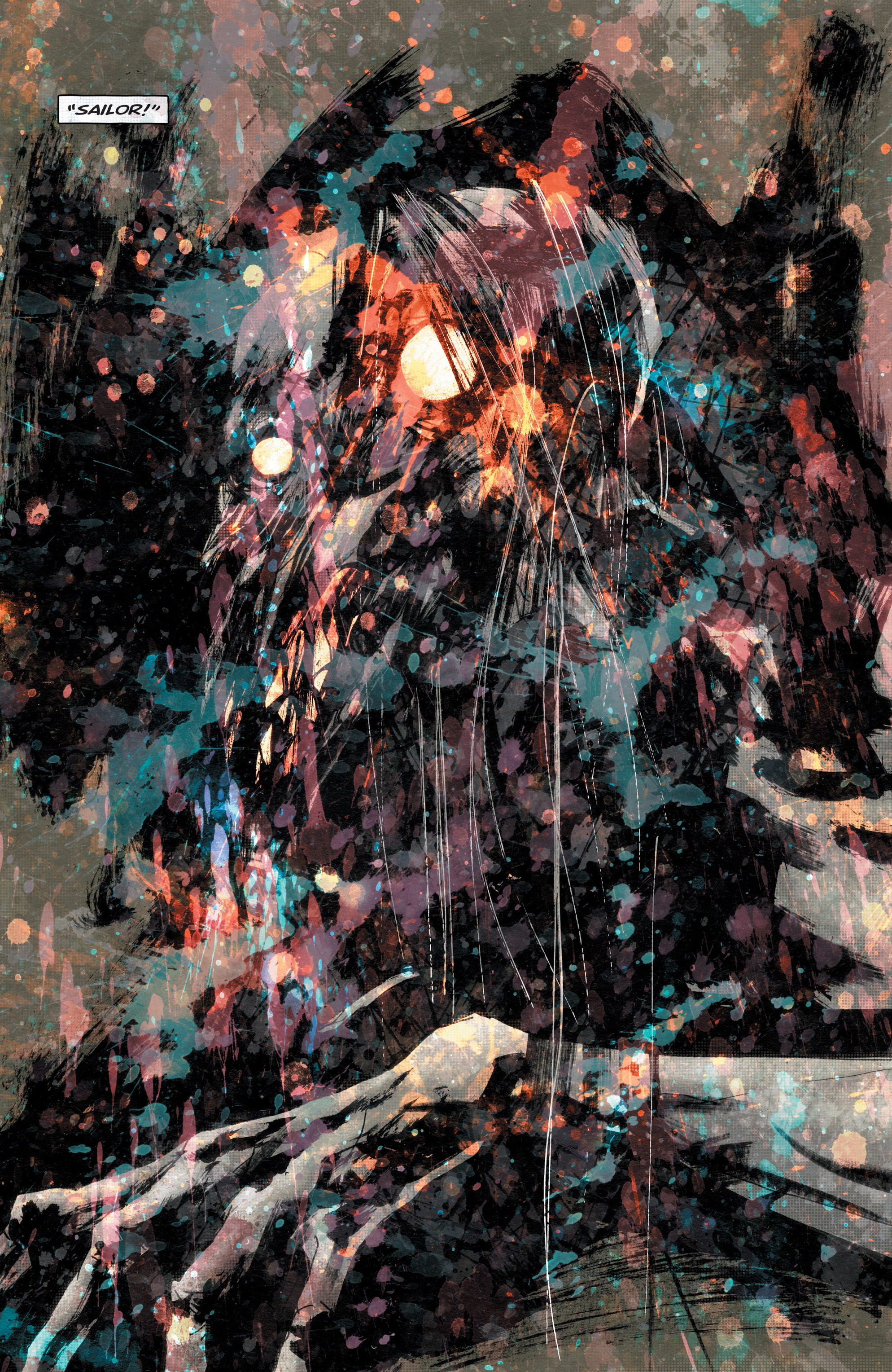 Read online Wytches comic -  Issue #3 - 6